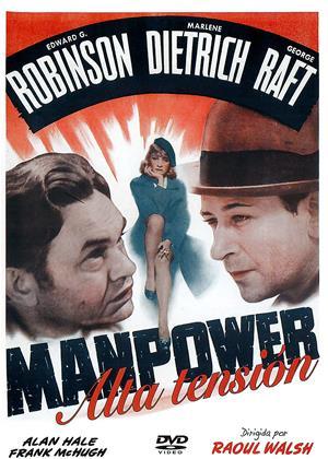 Rent Manpower (aka Hard to Handle) Online DVD & Blu-ray Rental