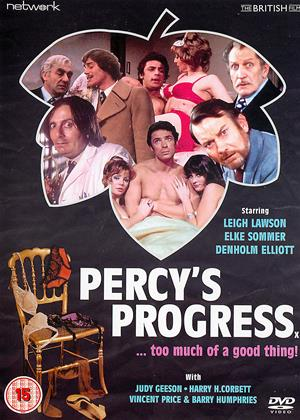 Rent Percy's Progress (aka It's Not the Size That Counts) Online DVD & Blu-ray Rental