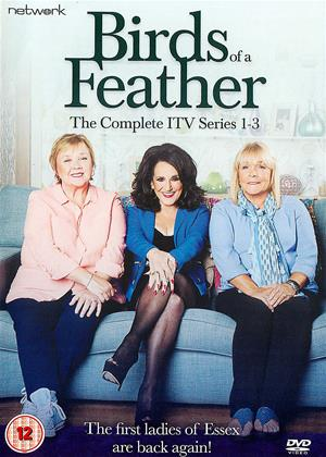 Rent Birds of a Feather: Series 3 Online DVD & Blu-ray Rental