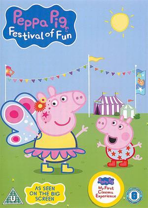Rent Peppa Pig: Festival of Fun Online DVD & Blu-ray Rental