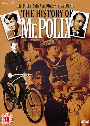 Rent The History of Mr. Polly Online DVD & Blu-ray Rental
