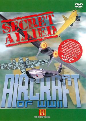Rent Secret Allied: Aircraft of WWII Online DVD & Blu-ray Rental
