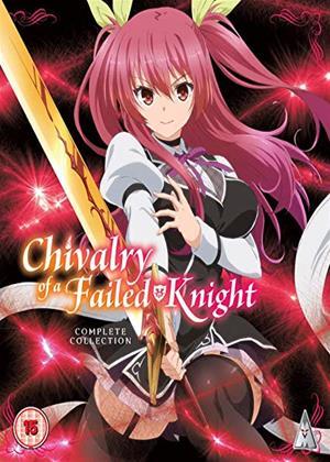 Rent Chivalry of a Failed Knight: Series (aka Rakudai Kishi no Cavalry) Online DVD & Blu-ray Rental