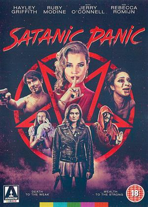 Rent Satanic Panic Online DVD & Blu-ray Rental