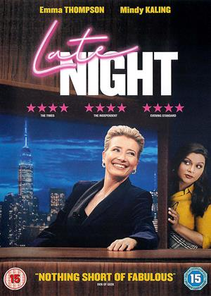 Rent Late Night Online DVD & Blu-ray Rental