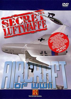 Rent Secret Luftwaffe: Aircraft of WWII Online DVD & Blu-ray Rental