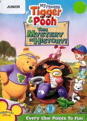 Rent My Friends Tigger and Pooh: This Mystery Is History Online DVD & Blu-ray Rental