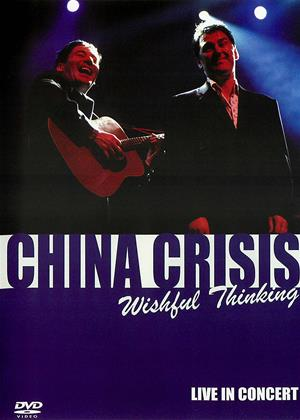 Rent China Crisis: Wishful Thinking: Live in Concert Online DVD & Blu-ray Rental