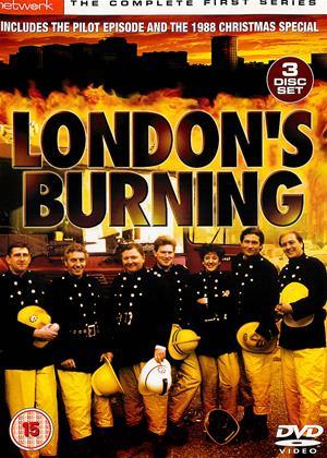 Rent London's Burning: Series 1 Online DVD & Blu-ray Rental