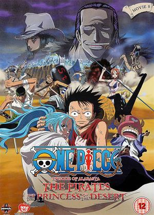 Rent One Piece: The Movie: Episode of Alabasta (aka One Piece: Episode of Alabaster - Sabaku no Ojou to Kaizoku Tachi) Online DVD & Blu-ray Rental