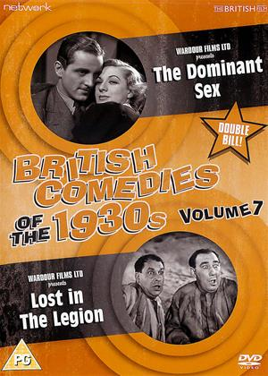 Rent British Comedies of the 1930's: Vol.7 Online DVD & Blu-ray Rental
