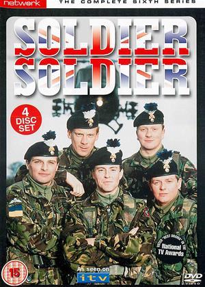 Rent Soldier Soldier: Series 6 Online DVD & Blu-ray Rental