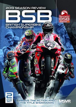 Rent British Superbike: 2019: Championship Season Review Online DVD & Blu-ray Rental