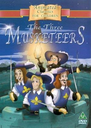 Rent The Three Musketeers Online DVD & Blu-ray Rental