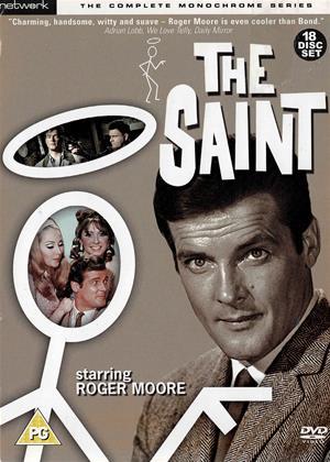 Rent The Saint: The Monochrome Episodes (aka The Saint: Series 1-4) Online DVD & Blu-ray Rental