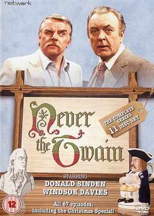 Rent Never the Twain: Series 7 Online DVD & Blu-ray Rental