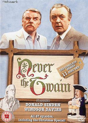 Rent Never the Twain: Series 8 Online DVD & Blu-ray Rental