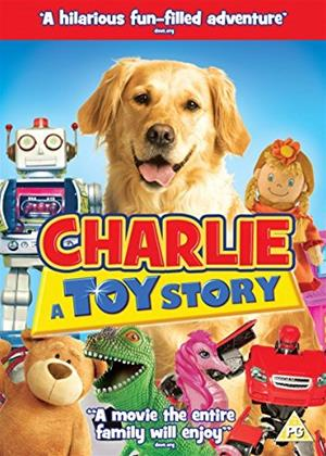 Rent Charlie: A Toy Story Online DVD & Blu-ray Rental
