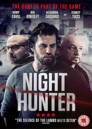Rent Night Hunter (aka Nomis) Online DVD & Blu-ray Rental