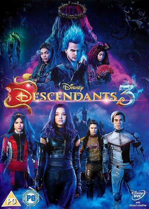 Rent Descendants 3 Online DVD & Blu-ray Rental