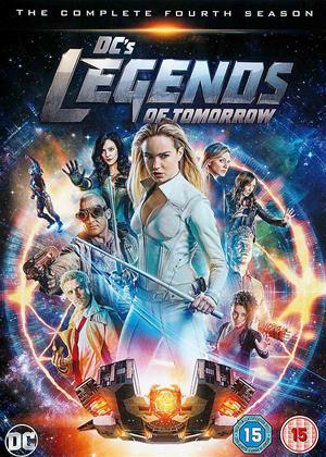 Rent Legends of Tomorrow: Series 4 (aka DC's Legends of Tomorrow: Series 4) Online DVD & Blu-ray Rental