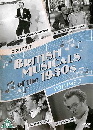 Rent British Musicals of the 1930's: Vol.2 (aka Blossom Time / Over the Garden Wall / Mister Cinders / Everything is Rhythm) Online DVD & Blu-ray Rental