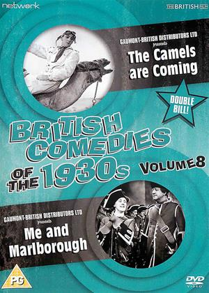 Rent British Comedies of the 1930's: Vol.8 (aka The Camels Are Coming / Me and Marlborough) Online DVD & Blu-ray Rental