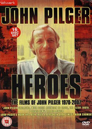 Rent John Pilger: Heroes: The Films of John Pilger 1970-2007 Online DVD & Blu-ray Rental