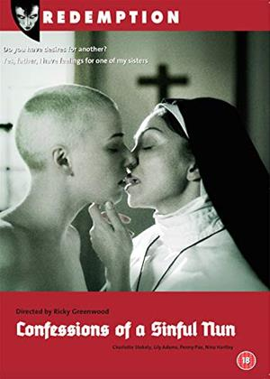 Rent Confessions of a Sinful Nun Online DVD & Blu-ray Rental