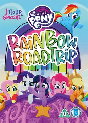 Rent My Little Pony: Rainbow Roadtrip Online DVD & Blu-ray Rental