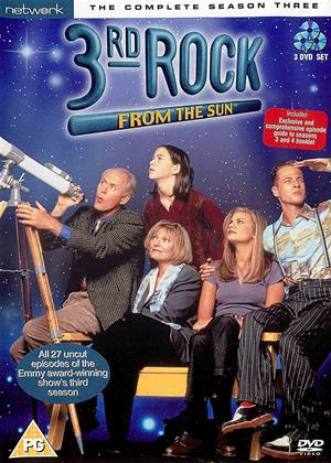 Rent 3rd Rock from the Sun: Series 3 Online DVD & Blu-ray Rental