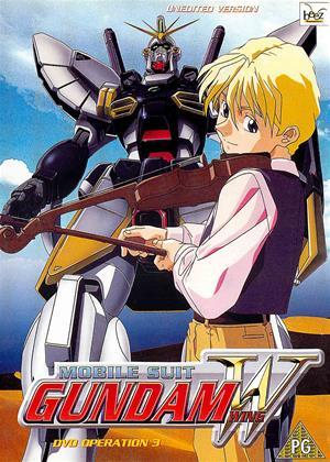 Rent Gundam Wing: Vol.3 (aka Shin kidô senki Gundam W) Online DVD & Blu-ray Rental