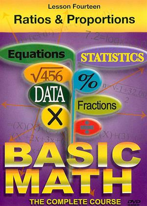 Rent Basic Maths: Ratios and Proportions Online DVD & Blu-ray Rental