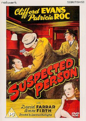 Rent Suspected Person Online DVD & Blu-ray Rental