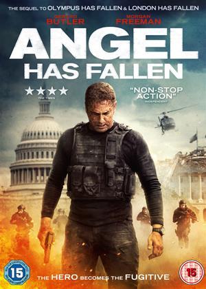 Rent Angel Has Fallen Online DVD & Blu-ray Rental