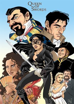 Rent Queen of Swords Online DVD & Blu-ray Rental