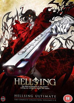 Rent Hellsing Ultimate: Collection 3 Online DVD & Blu-ray Rental