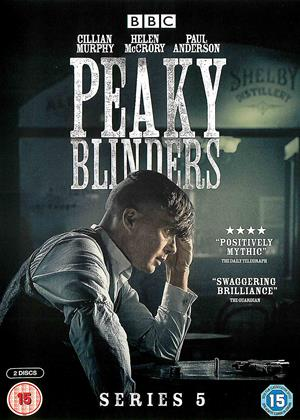 Rent Peaky Blinders: Series 5 Online DVD & Blu-ray Rental