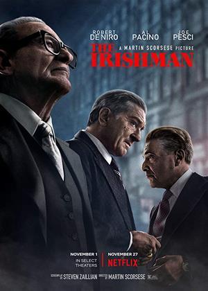 Rent The Irishman (aka I Heard You Paint Houses) Online DVD & Blu-ray Rental