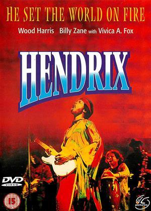 Rent Hendrix Online DVD & Blu-ray Rental