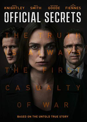 Rent Official Secrets Online DVD & Blu-ray Rental