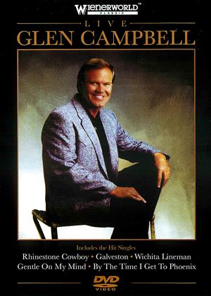 Rent Glen Campbell: Live Online DVD & Blu-ray Rental