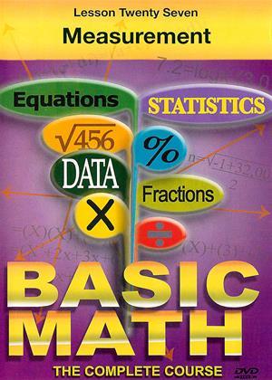 Rent Basic Math: Measurement Online DVD & Blu-ray Rental