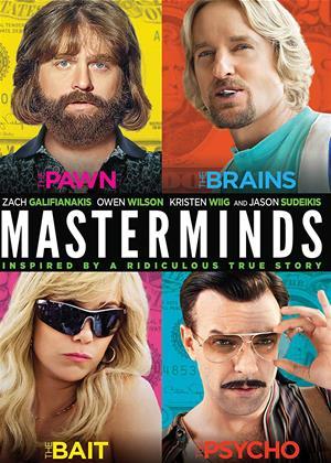 Rent Masterminds (aka Loomis Fargo) Online DVD & Blu-ray Rental