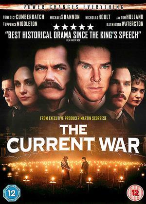 Rent The Current War (aka The Current War: Director's Cut) Online DVD & Blu-ray Rental