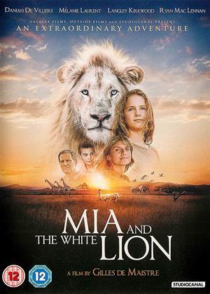 Rent Mia and the White Lion (aka Mia et le lion blanc) Online DVD & Blu-ray Rental