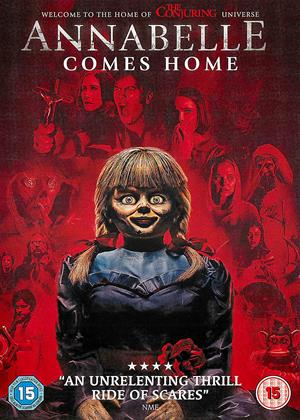 Rent Annabelle Comes Home (aka Annabelle 3) Online DVD & Blu-ray Rental