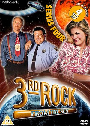 Rent 3rd Rock from the Sun: Series 4 Online DVD & Blu-ray Rental