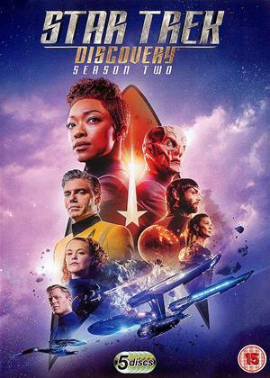 Rent Star Trek: Discovery: Series 2 Online DVD & Blu-ray Rental