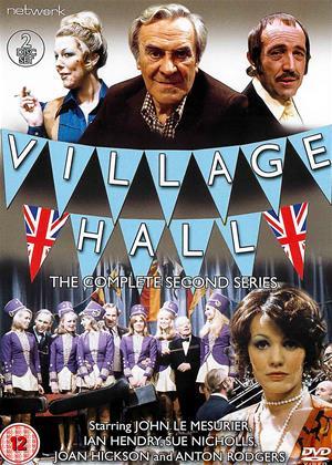 Rent Village Hall: Series 2 Online DVD & Blu-ray Rental